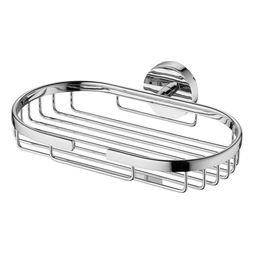 Ideal Standard IOM soap basket - chrome - Unbeatable Bathrooms