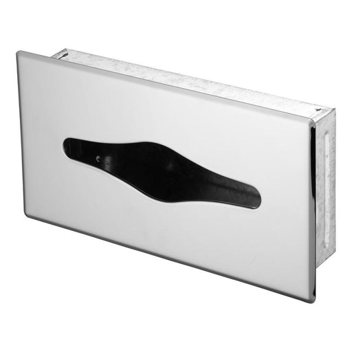 Ideal Standard IOM tissue holder - stainless steel - Unbeatable Bathrooms
