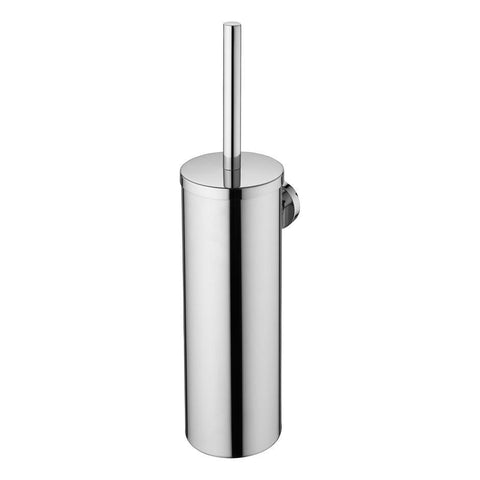 Ideal Standard IOM wall mounted toilet brush and holder -stainless Steel - Unbeatable Bathrooms