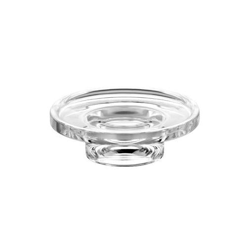 Keuco Plan Crystal Soap Dish 14955 - Unbeatable Bathrooms