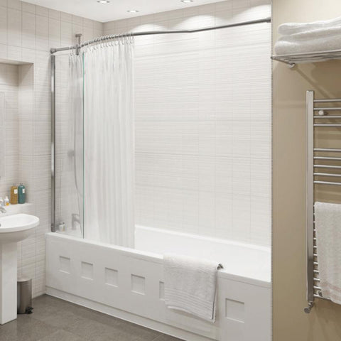 Kudos Inspire Over Bath Shower Panel - Unbeatable Bathrooms