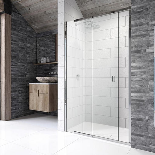 Kudos Pinnacle8 Sliding Door for Recess - Unbeatable Bathrooms