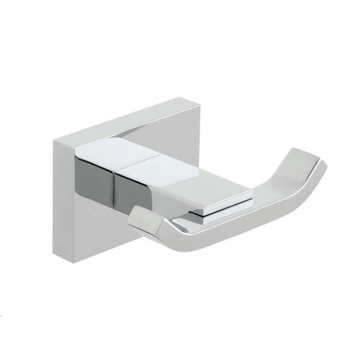 Vado Level Double Wall Mounted Robe Hook - Unbeatable Bathrooms