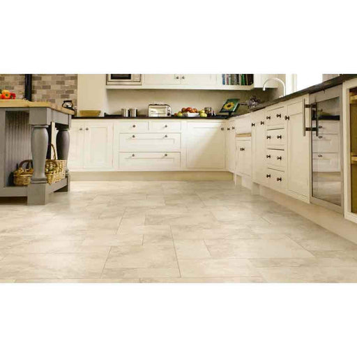 Karndean Art Select Stone Shade Limestone Alderney Tile - Unbeatable Bathrooms