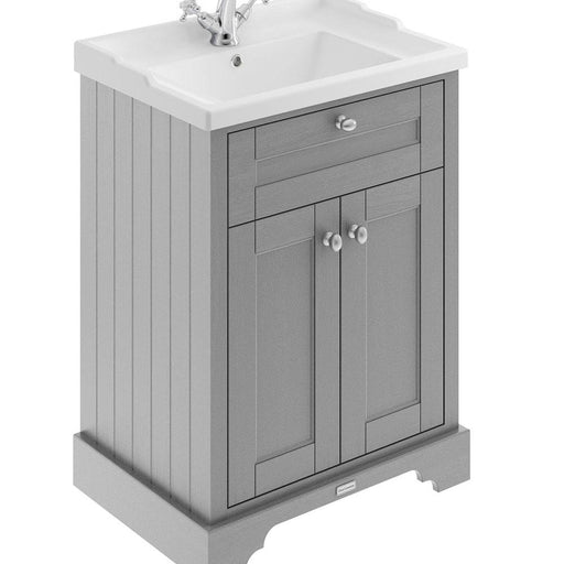 Hudson Reed Old London Cabinet & Basin - Unbeatable Bathrooms