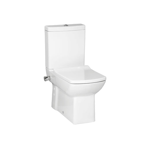 Creavit Lara Flush To Wall Toilet Combined Bidet With Integrated Control - Unbeatable Bathrooms