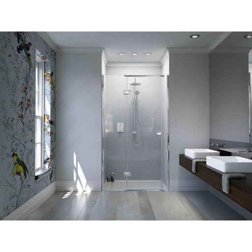 Matki Illusion Recess Door with Integrated Tray - Unbeatable Bathrooms