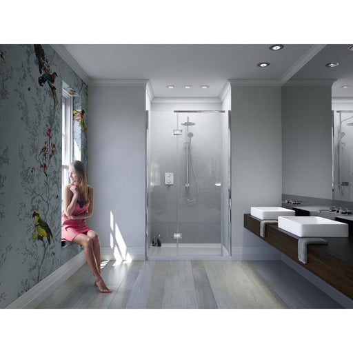 Matki Illusion Recess Door - Unbeatable Bathrooms