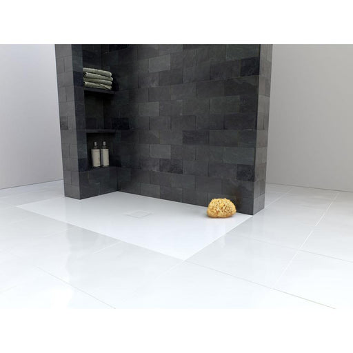 Matki Preference Flat Bespoke Shower Floor - Unbeatable Bathrooms