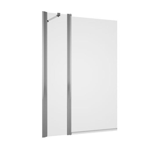 Tissino Messina Double Panel Rectangular Bath Screen - Unbeatable Bathrooms