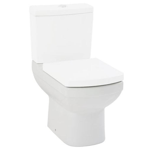 Mere Bathrooms Amor WC Pan White - Unbeatable Bathrooms