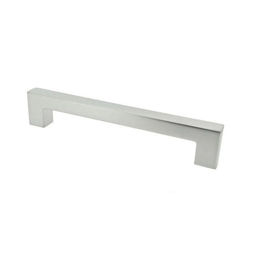 Mere Bathrooms Seymour Matt Chrome Handle - Unbeatable Bathrooms