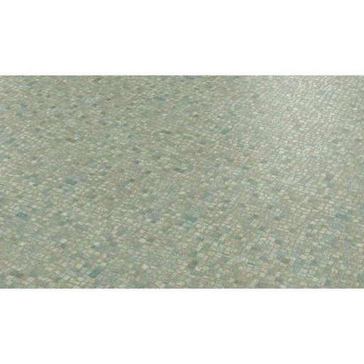 Karndean Michelangelo Iconic Shade Italian Mosaic Venetian Blue Tile - Unbeatable Bathrooms