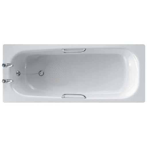 Armitage Shanks Nisa Lowline Steel Bath 170cm X 70cm - Unbeatable Bathrooms