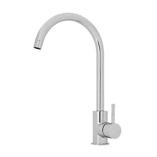 Nuie Single Lever Kitchen Tap with Swivel Spout - Unbeatable Bathrooms