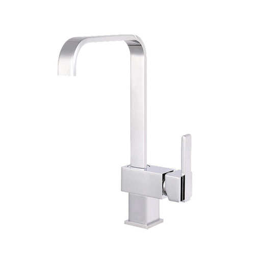 Nuie Square Side Action Kitchen Tap - Unbeatable Bathrooms