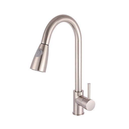 Nuie Side Action Rinser Kitchen Tap - Unbeatable Bathrooms