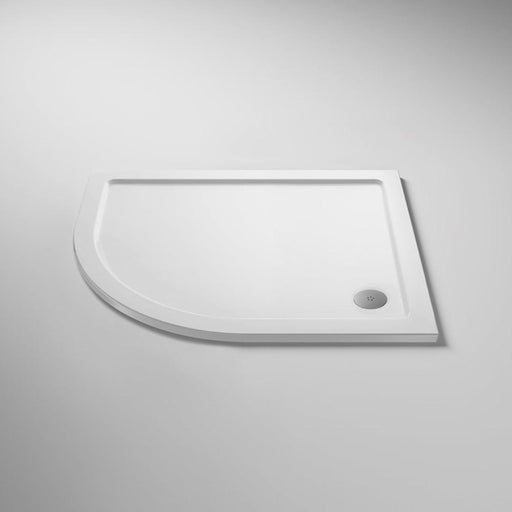 Nuie Offset Quadrant Tray - Unbeatable Bathrooms