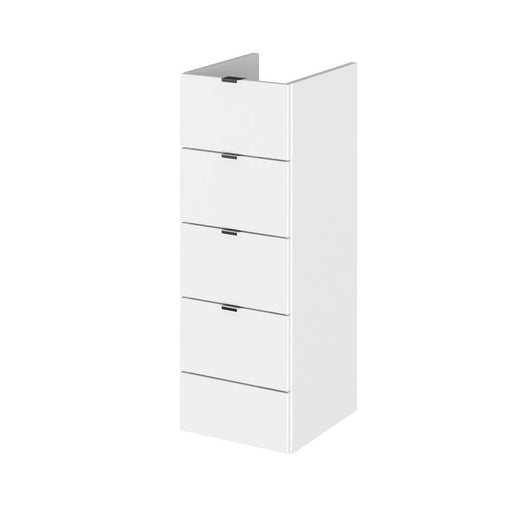Hudson Reed Fusion 300 Drawer Unit 35.5cm Deep - Unbeatable Bathrooms