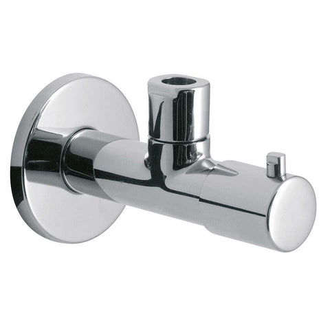 Vado Contemporary Angle Valve Quarter Turn Including Integrated Filter 1/2 Inch X 3/8 Inch - Unbeatable Bathrooms