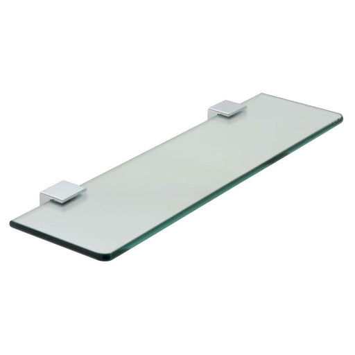 Vado Phase 550mm Frosted Glass Shelf - Unbeatable Bathrooms