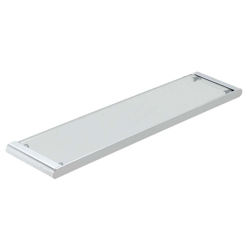 Vado Photon 573mm Clear Glass Shelf - Unbeatable Bathrooms