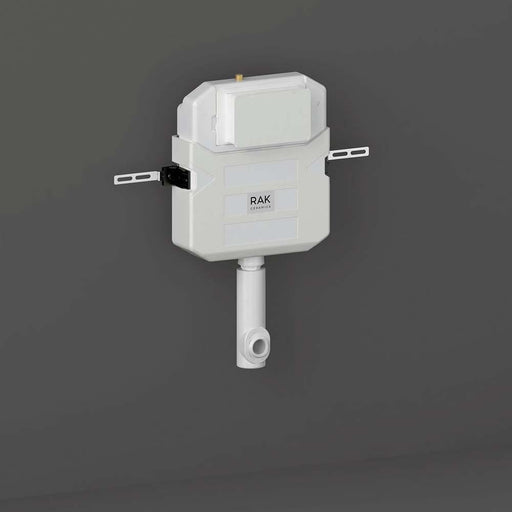 Rak 12cm Front Flush Regular Concealed Cistern - Unbeatable Bathrooms