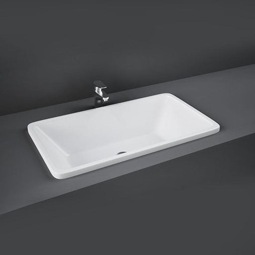 Rak Chameleon Inset Counter Basin 56cm Wide - Unbeatable Bathrooms
