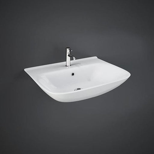 Rak Origin Cloakroom Basin 1 Tap Hole - Unbeatable Bathrooms