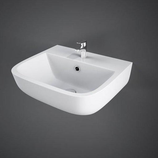 Rak Series 600 Cloakroom Basin 40cm Wide - Unbeatable Bathrooms