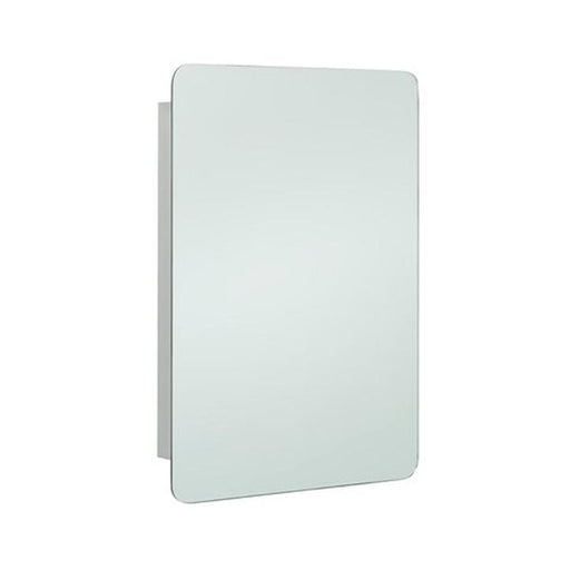 Rak Uno Single Cabinet with Mirrored Door 66cm x 46cm - Unbeatable Bathrooms