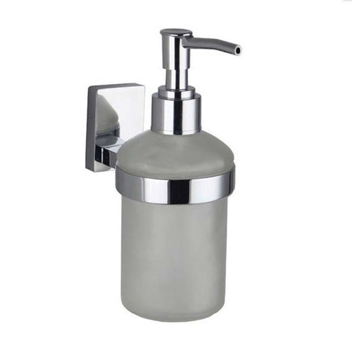 Rak Resort Glass Soap Dispenser & Holder - Unbeatable Bathrooms
