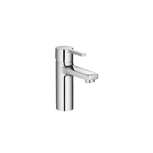 Roca Naia Basin Mixer with Smooth Body and Flexible Tails A5A3296C0R