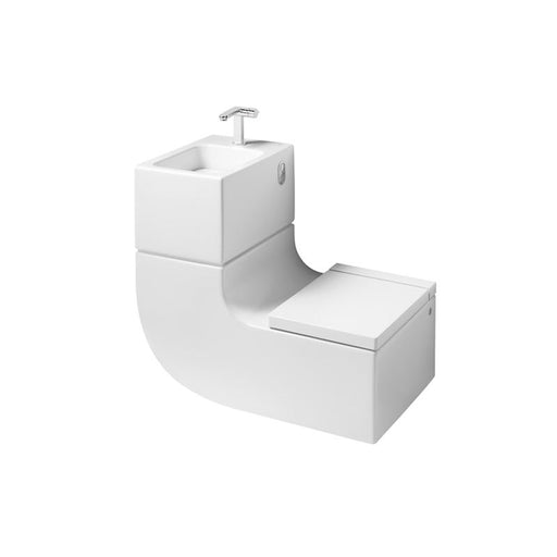 Roca W+W Combined Washbasin and Watercloset A893020001
