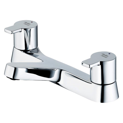 Armitage Shanks Sandringham Sl 21 2 Hole Bath Filler - Unbeatable Bathrooms