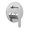 Vado Sense Concealed Wall Mounted Manual Shower Valve with Diverter - Unbeatable Bathrooms