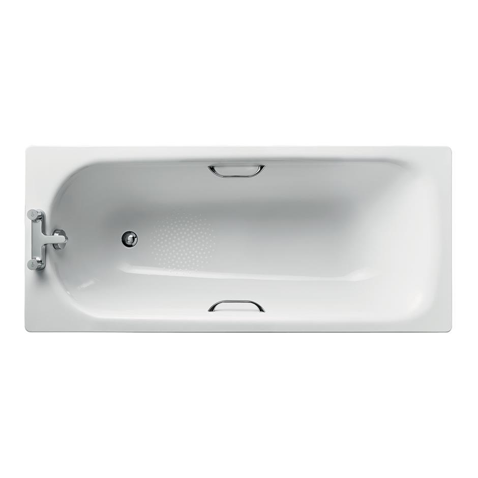 Ideal Standard S8830AA Chrome Combination Bath Chain Waste with