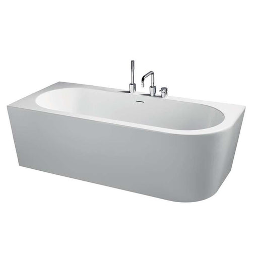 Sottini Bormida 180X80 Asymmetric Double Ended Bath - Unbeatable Bathrooms