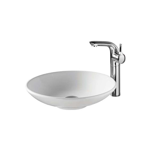 Sottini Isorno 45cm Vessel Wash Basin - Unbeatable Bathrooms