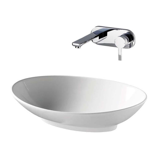 Sottini Isorno 63cm Vessel Wash Basin - Unbeatable Bathrooms
