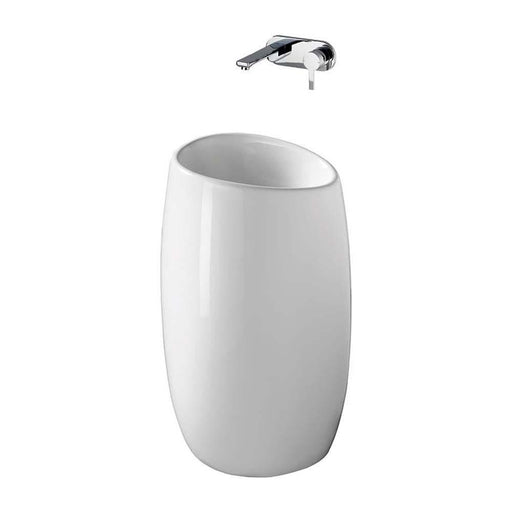 Sottini Ombrone Totem Wash Basin - Unbeatable Bathrooms