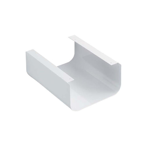 Sottini Turano Gloss White Open Shelf - Unbeatable Bathrooms