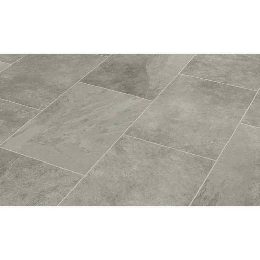 Karndean Knight Tile Stone Shade Grey Riven Slate Tile - Unbeatable Bathrooms