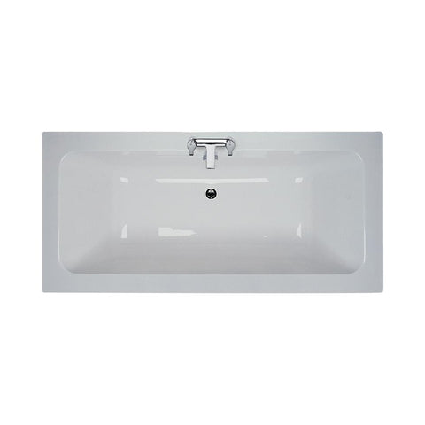 Ideal Standard Tempo 170 x 80cm double ended idealform plus+ bath with no tapholes - Unbeatable Bathrooms