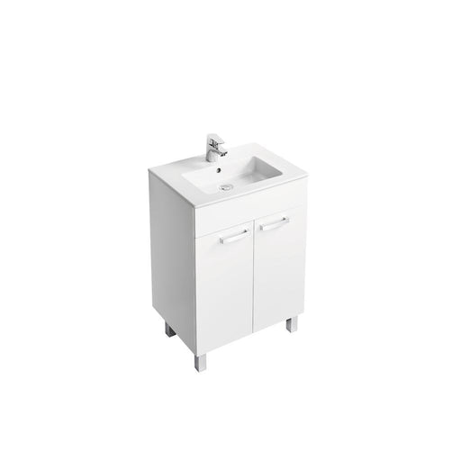 Ideal Standard Tempo 600mm Floorstanding vanity unit and basin pack - Unbeatable Bathrooms