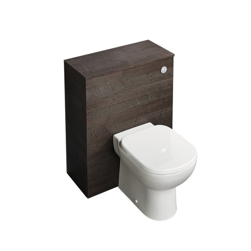Ideal Standard Tempo 650mm WC unit pack inc unit, BTW bowl seat, worktop and cistern - Unbeatable Bathrooms