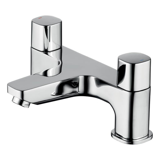 Ideal Standard Tempo Dual control two hole bath filler - Unbeatable Bathrooms