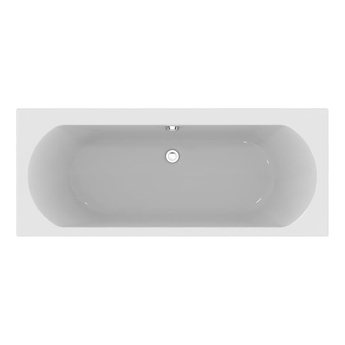Ideal Standard Tesi 170 x 70cm double ended idealform bath with no tapholes - Unbeatable Bathrooms