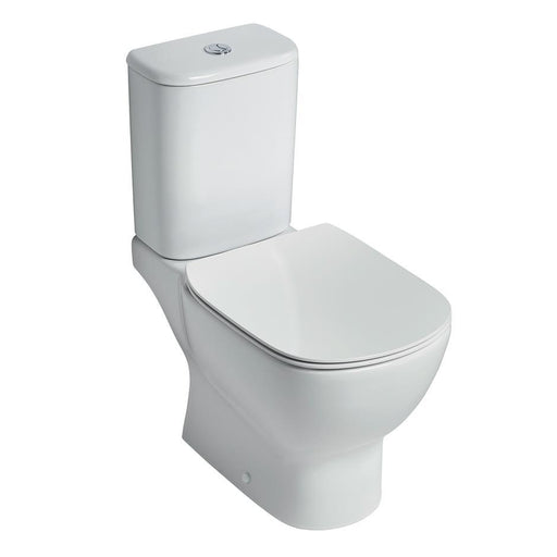Ideal Standard Tesi Close Coupled WC Suite With Aquablade Technology - Unbeatable Bathrooms