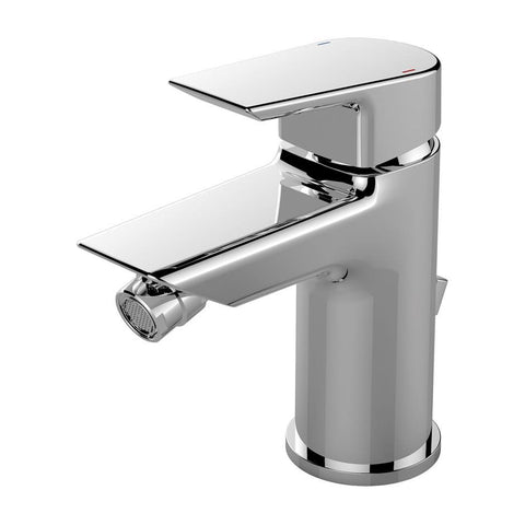 Ideal Standard Tesi single lever bidet mixer with pop-up waste - Unbeatable Bathrooms